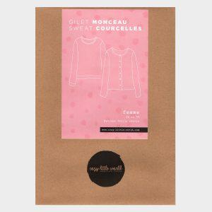 Patron pochette – Gilet Monceau et Sweat Courcelles (34-52)