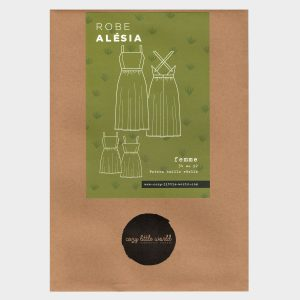Patron pochette – Robe Alésia (34-52)