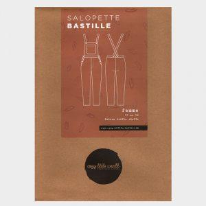 Patron pochette – Salopette Bastille (34-46)