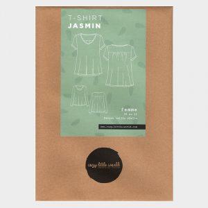 Patron pochette – T-Shirt Jasmin (34-52)