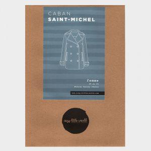 Patron pochette – Manteau St-Michel (34-44)